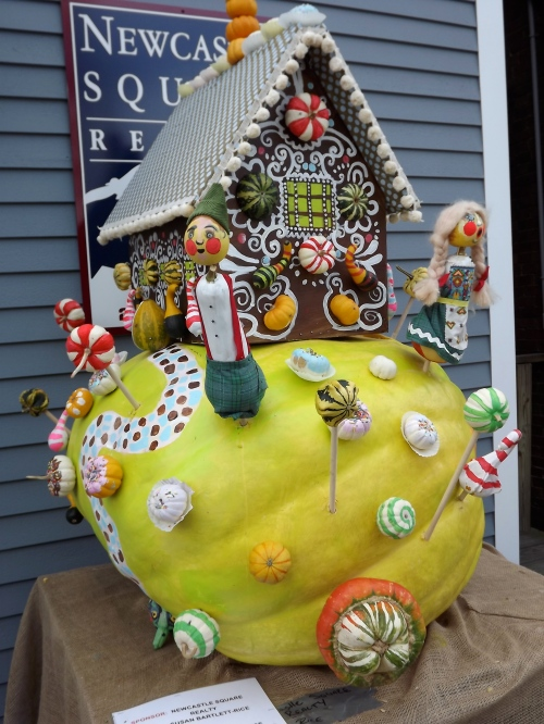 This week, Hansel and Gretel discover a house made of sweet squashes and gourds, and....